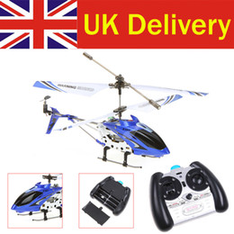 Wholesale 2 G IR RC Helicopter Syma S107G remote control CH helicopter Wltoys sales at years whole sale