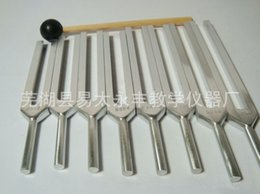 Music Piano Tuning Fork Set - 8 Tuning Forks