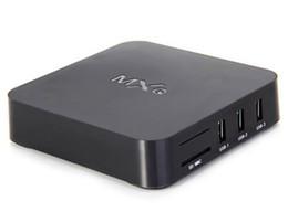 Amlogic android en Ligne-Mise à jour en ligne originale MXQ TV BOX Amlogic S805 Quad Core Android 4.4.2 Airplay Chaînes TV Programmes Media Player KODI14.2 Enraciné 012