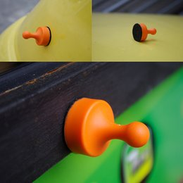 Wholesale 4 cm Vehicle Wrap Gripper Magnets Sign making Car Wrapping Self Adhesive Vinyl Magnet MX