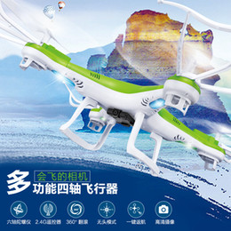 Wholesale Four axis aircraft SKY Globetrotters standard a return headless mode