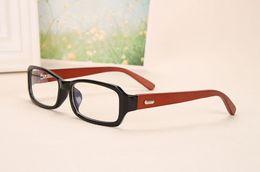 Fashion Reading Glasses Men Oculos De Grau Male Computer Eyeglasses Brand Designer Plain lenses Lentes Gafas 9603C