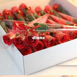 2016 красные синие цветы Красный розовый розовый красный синий фиолетовый мыло цветок розы Ванна для тела Цветок романтично туалетное мыло Лепестки Свадебные украшения подарки красные синие цветы сделка