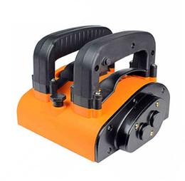 Máquina cepilladora en venta-220V La nueva pared de la pala pared áspera de cepillado máquina de cepillado máquina de la pared máquina de amolado remodelado pared vieja