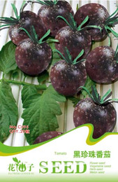 Wholesale 20 Black tomatoes seeds rich in Anthocyanin and annual C095