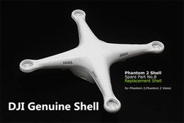 Wholesale DJI Body Shell Phantom Vision And DJI Phantom Quadcopter Spare Part Body Shell Replace