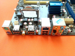 For Asus P5QL Pro Desktop Motherboard Mainboard DDR2 REV:1.00G Fully Tested Free shiping Motherboards Cheap Motherboards