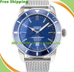 Wholesale LUXURY WATCHES Fashion Watch BB blue Stainless Steel Swiss Automatic Mens Watch