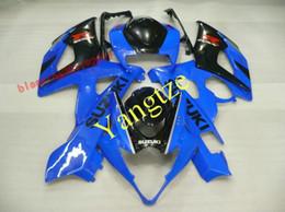 ABS NEW FAIRING KIT for GSXR 1000 05-06 GSXR 1000 2005 2006 05 06 GSXR1000 GSXR1000 2005 2006 BLUE COVERING