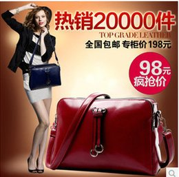 Wholesale-2015 new elegant women handbags fashion women messenger bags leather shoulder cross-body bags bolsas femininas