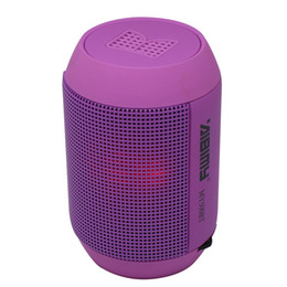 Free DHL COLOFUL Wireless Bluetooth Mini Speaker MY500BT subwoofer HIFI speaker with colorful LED light Support USB TF Card hadfree