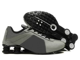 Wholesale Hot sale classic shox sport running shoes top quality new R4 athletic cheap shoes size