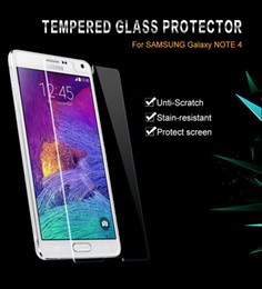 Wholesale Tempered Glass Screen Protector for galaxy S3 S4 S5 mini Core Max Mega K Zoom Win Trend