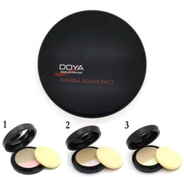 Wholesale DOYA Multi Colored BB Mineral Pressed Powder Korea Imported Raw Materials Breathable Air Sunscreen Isolation Cream Face Makeup