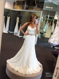2015 Wedding Dresses New Arriva Strapless Strapless A-line Crystal Sexy Lace Wedding Dress Bridal Gown high quality plus size wedding dress
