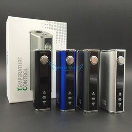Evic vtc à vendre-Original Ismoka Eleaf iStick 40W TC Mod 2600mAh Batterie Puissance ajustable Sub Ohm Vape Mod Vs iStick 60W Joyetech Evic VTC Mini Subox Nano