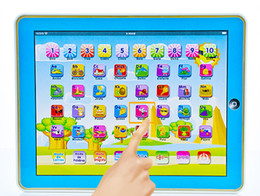 Wholesale Spanish language Y pad ypad children early learning machine Spain computer PC tablet for kids best gift