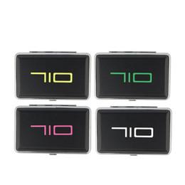 E cig Mini 710 Kit Skillet Wax Vaporizer pen Variod Colors Available Single Kit Mini 710 Pen Vape Sillket Atomizer Starter Kit