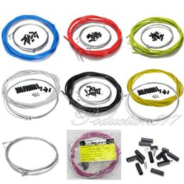 Wholesale Jagwire PRO Road Complete set Brake Gear Front Rear inner outer bike Housing cables Kit Bicycle cable Cord