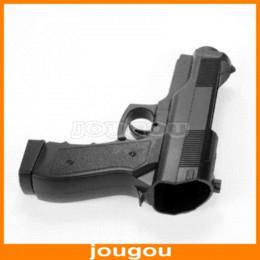 Pistolet à pistolet léger Pistolet de tir vidéo pour Nintendo Wii Télécommande 2x Caméra vidéo noire avec télécommande à partir de sport jeux vidéo fabricateur