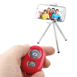 Smart Bluetooth Self-Timer Shutter Release Camera Remote Controller Shutter Control Handheld for iPhone Samsung Android