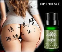 Wholesale SUPER COOL ml Hip Plump Butt Enhancer Essential Oil Butt Enlargement Enhancer