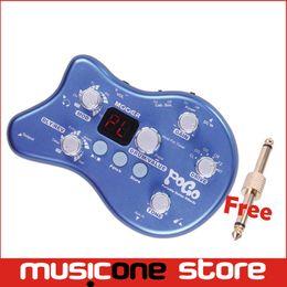 Wholesale Mooer Pogo Protable Multi Effect Guitar Effects pedal True bypass Effect Pedal MU0326