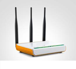 Répéteur sans fil à la maison en Ligne-4 ports RangeMax Répéteur Home Roteador Routeur sans fil Super Range WIFI Booster 300Mbps