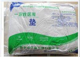 Wholesale 5pcs Disposable pad single impervious pad for medical mattress pad adult diaper pad