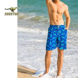 Wholesale Summer latest news Classic striped design men s shorts men s casual beach pants breathable quick drying pants