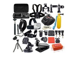 Wholesale GoPro set of sets of sets of in one set of self timer rod buoyancy rod small ant accessories set