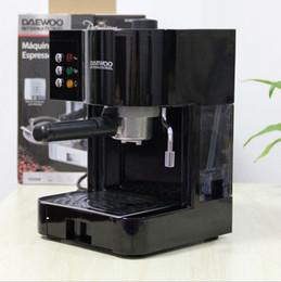 Wholesale automatic household Italian bar Cappuccino espresso coffee maker home Coffee machine