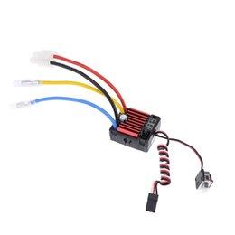 Hobbywing QUICRUN Serie 1060 60A impermeable cepillado controlador electrónico de velocidad ESC con 5V / 2A Linear Mode BEC para 1/10 RC Car desde controlador lineal fabricantes