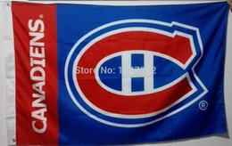 Montreal Canadiens NHL National Hockey League Flying flag hot sell goods 3x5 FT 150X90CM Banner brass metal holes