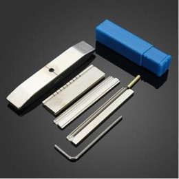 Tin foil Tool for Locksmith Tools Lock Pick Tools Set