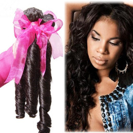 Peruvian Malaysian Indian Brazilian Virgin Hair Extensions Dyeable Natural Color Remy Virgin Hair loose Wave 3 Bundles Lot Double Weft