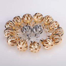bestselling fashion Pierced Crown Copper Ball stud earrings for women imitation diamond fashion Brand earrings women jewelry factory price