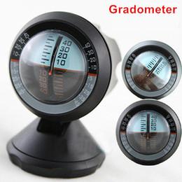 Pendiente de Vehículos mayor-Coche inclinómetro ángulo Level Meter Gradient Tool Buscador Balancer envío libre desde herramientas equilibrador fabricantes