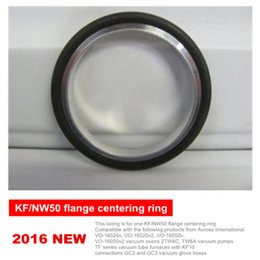 Wholesale KF50 NW50 Flange Centering Clamp Ring for Degassing Chambers Vacuum Drying Ovens New sale