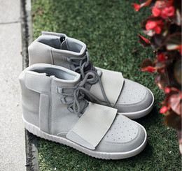 Wholesale 2015 new arrival mens shoes yeezy boost shoes yeezy shoes high quality High Top casual sport shoes
