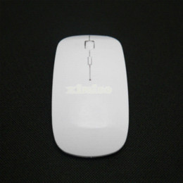 Wholesale White G RF DPI Optical Light Wireless USB Mouse for Apple Macbook quot PRO AIR quot Acer Sony Hp Dell Lenovo