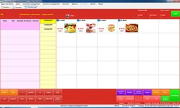 Wholesale JWS001 POS Software Suits for Restaurant or Retail Shop