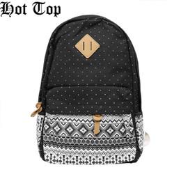New Ladies Girls Canvas Vintage Backpack Rucksack College Shoulder School Bag, Fashion Design Enough Pockets Cause Backpack