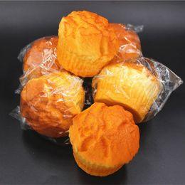 Wholesale rare squishy puff bread Jumbo buns food model cm cm food Squishy cheap