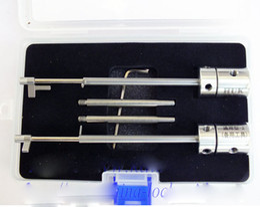 100% open rate lock pick tools Quick open locksmith HUK Flagpole blade lock tools universal type