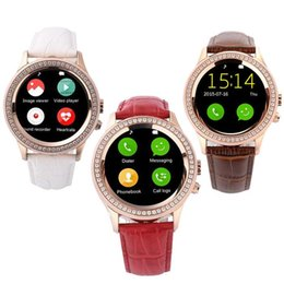 Wholesale US Stock D2 Waterproof Bluetooth Smart Watch Phone Mate Heart Rate For Android iPhone IOS CE Certification
