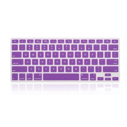 Wholesale US Version Protector Silicone soft Keyboard Cover Skin for Apple Macbook Pro retina inch Laptop