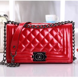 Wholesale shiny bags handbags women famous brands famous designer brand bags women leather handbags women purses and handbags Z M414