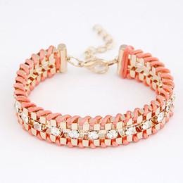 Wholesale New Brand Design Charm Personalized Leather Weave Cross Bracelet Luxury Unisex Bracelets amp Bangles Jewelry Best Selling