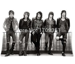 Wholesale Asking Alexandria Band Cool Fantasy Pillow Cases x30 Inch Party Gift One Side Cotton Polyester